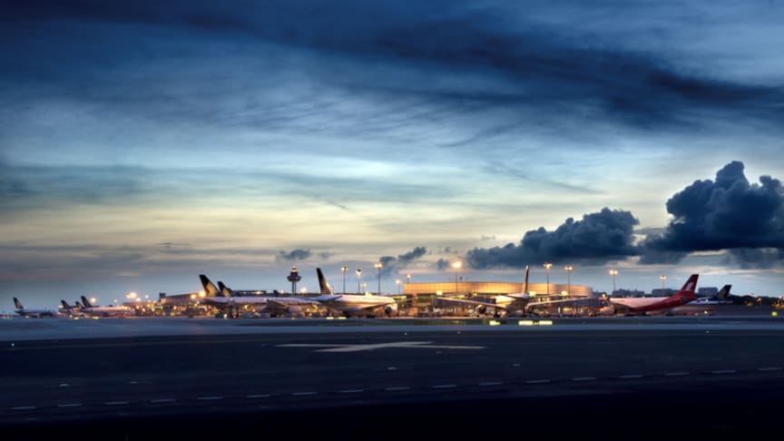 Changi Airport Group celebrates airline partnerships to grow the Singapore air hub