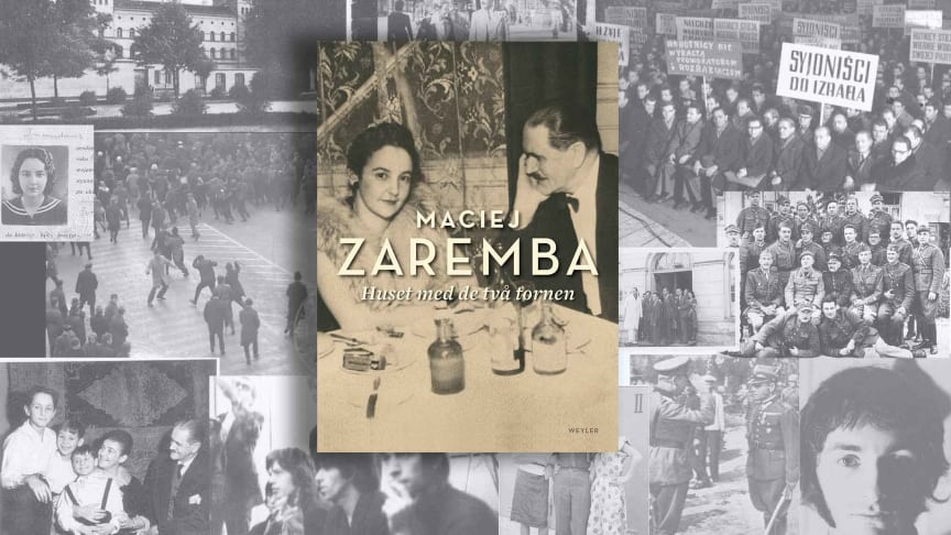 Hyllningsregn över Maciej Zarembas nya bok!
