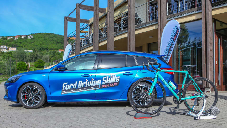 Már lehet regisztrálni az idei Ford DrivingSkillsforLife programra!