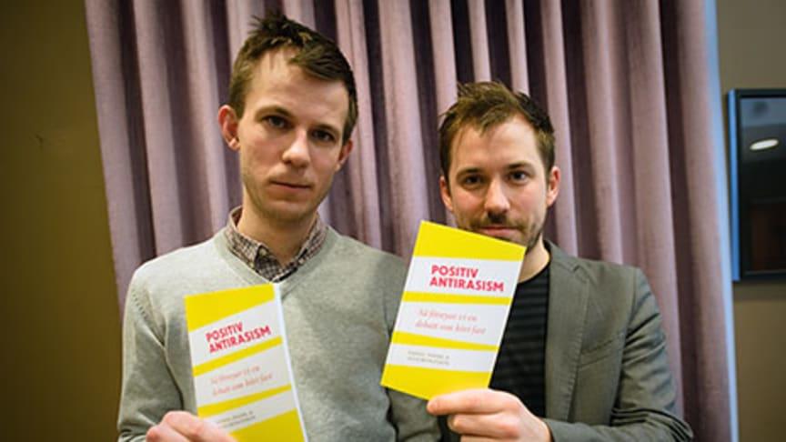 """Expo släpper boken """"Positiv antirasism - så förnyar vi en debatt som kört fast"""""""