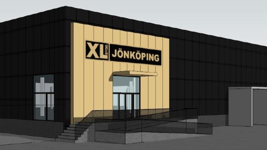 XL-BYGG öppnar i Jönköping 2022