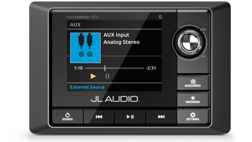 Web image - JL Audio - MediaMaster 100s
