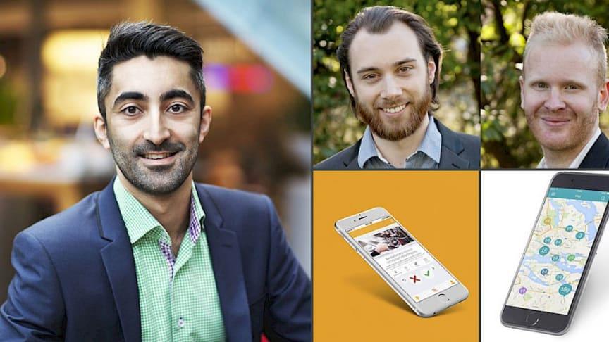 Storyspot är uttagna till Tillväxtverkets satsning Startup Sweden Bootcamp