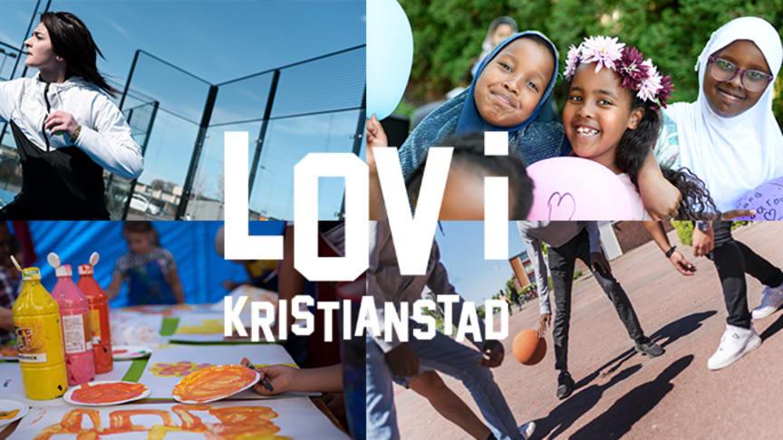 En massa gratisaktiviteter erbjuds barn och unga i Kristianstad under sommarlovet