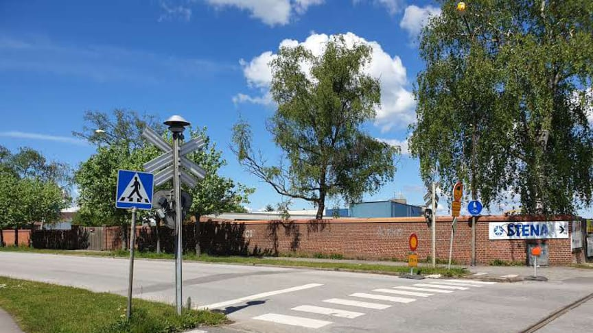 Om förslaget godkänns av kommunfullmäktige kommer Stena Recycling att flytta från centrala Eslöv till industriområdet.