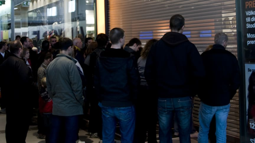 Stadiums 112:e butik öppnar i Sollentuna Centrum