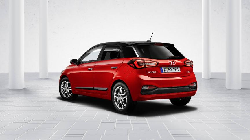 Nye Hyundai i20. Foto: Hyundai