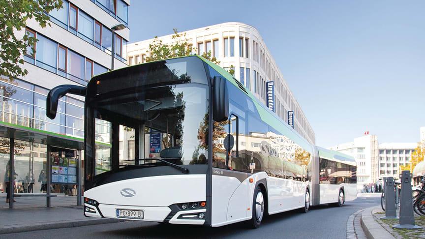DAF Components levererar 120 PACCAR MX-11 euro 6-motorer till busstillverkaren Solaris för installation i en serie bussar som ska användas i Nasaret och Jerusalem.
