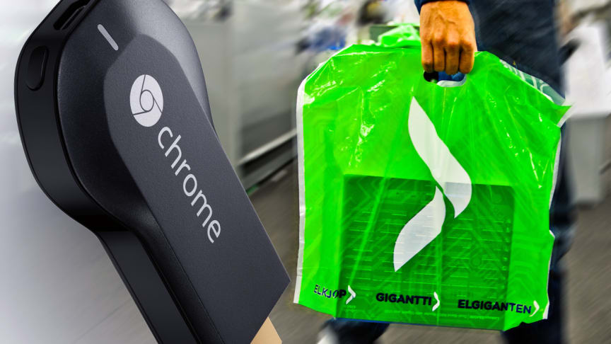Nu kommer salgssuccesen Chromecast endelig til Danmark