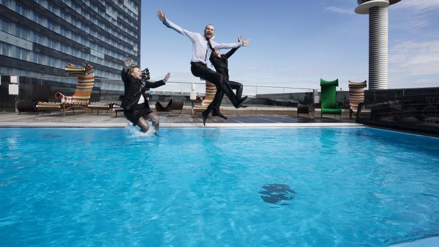 Clarion Hotel Arlanda Airport rankat som nummer 1 i världen