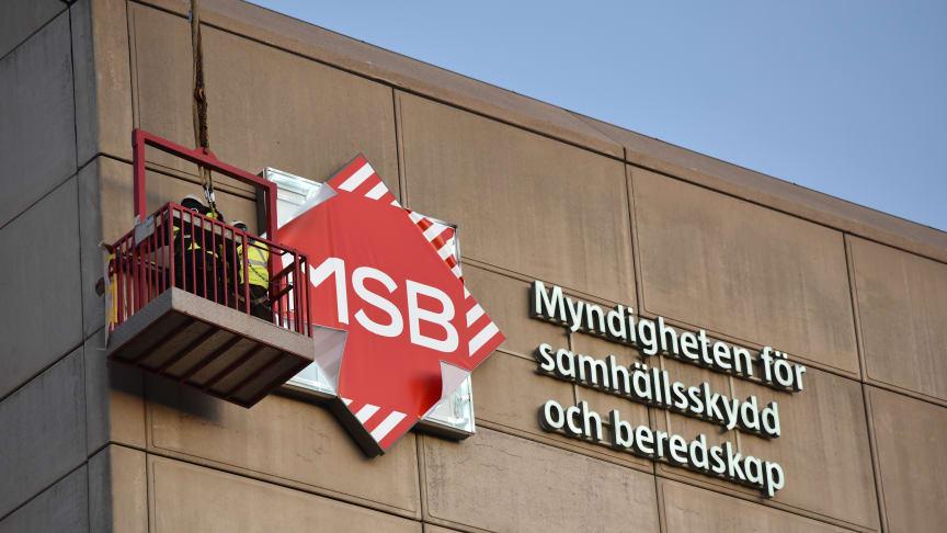 Förtydligande om användning av appar på MSB:s tjänstemobiler