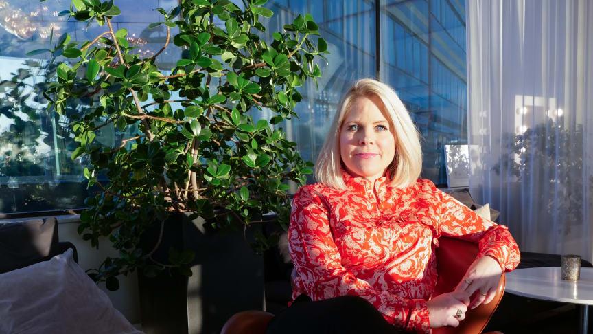 Sophia Allerth, Passion Manager och Hållbarhetsansvarig på Clarion Hotel Sign