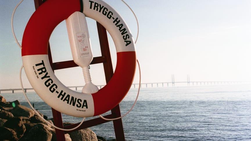 Codan/Trygg-Hansa presenterar halvårsresultatet för 2019