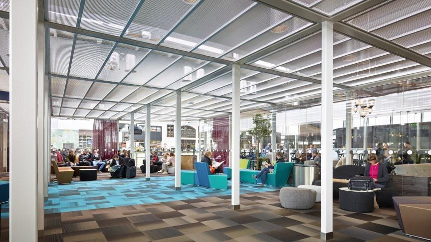 Swedavia inviger nya Terminal 2 på Arlanda