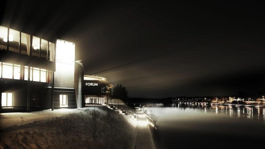 Utbildningsmässa på Campus Skellefteå 3 februari