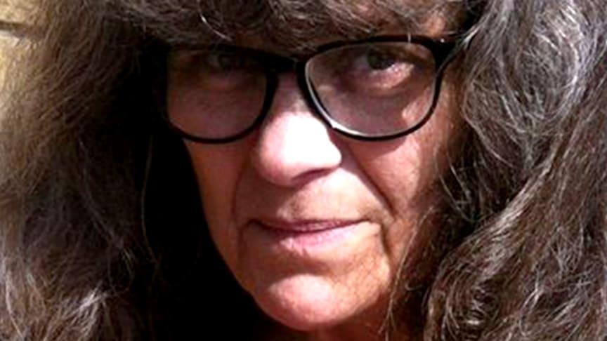 """Pia-Kristina Garde, författare av """"Det är få som talar om dem""""."""