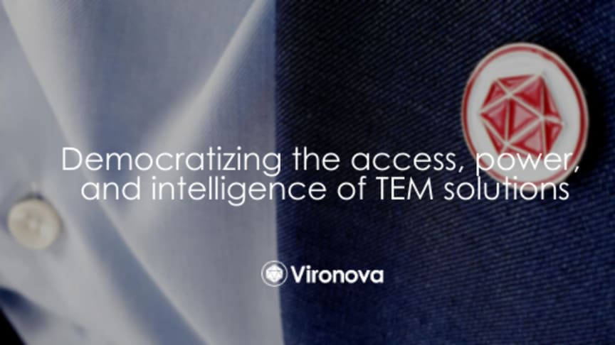 Vironova - Democratizing the access, power, and intelligence of TEM solutions for the life science and pharmaceutical industry