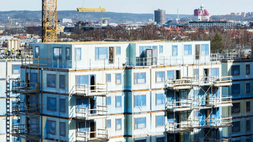 Tuffare klimatkrav ska ge grönare byggbransch