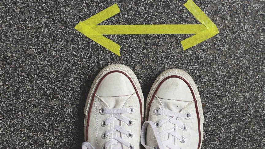 Also was jetzt? Studentinnen und Studenten hängen in der Schwebe, was ihr Studium in UK angeht.