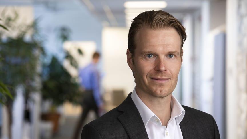 I samband med att Nils Kjölhede tillträder rollen som Head of M&A tillsätter AddSecure Rasmus Pedersen som CFO.