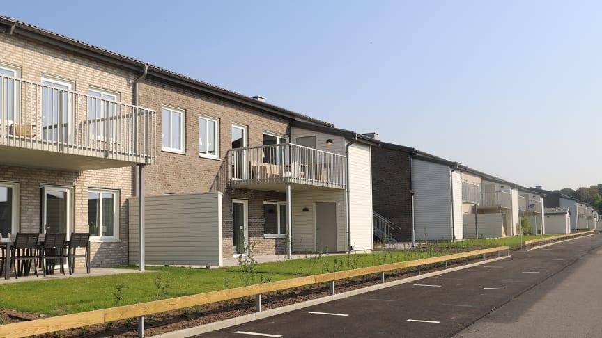 Hållbara murade och putsade bostäder möter framtidens krav