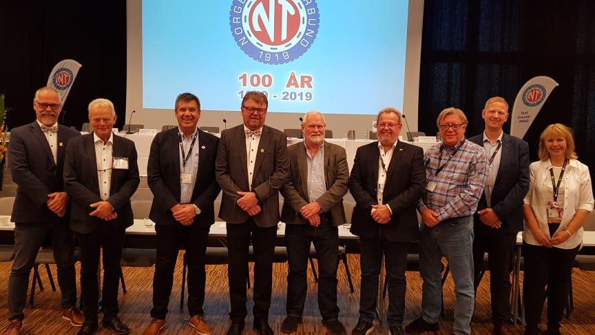Sentralstyret i Norges Taxiforbund.