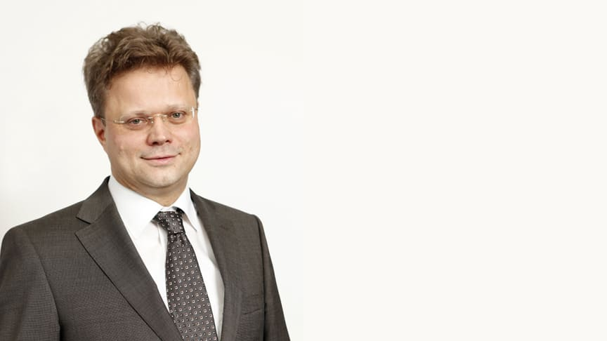 Volker Boehringer, CEO for Europe, will assume a new role as Global Head of Strategic Customer Development.