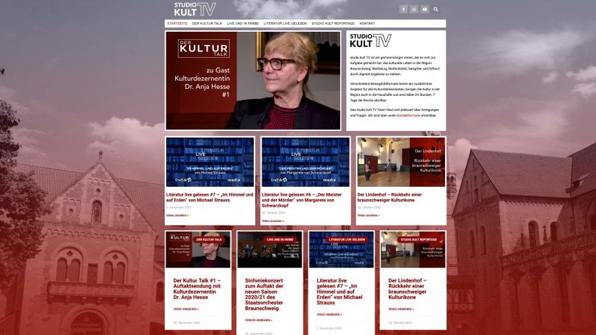 Digitales Fernsehen für die Stadt und Region Braunschweig