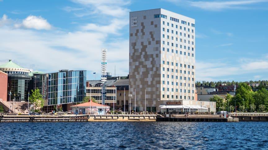 Elite Hotel satsar stort på konferens i höga kusten