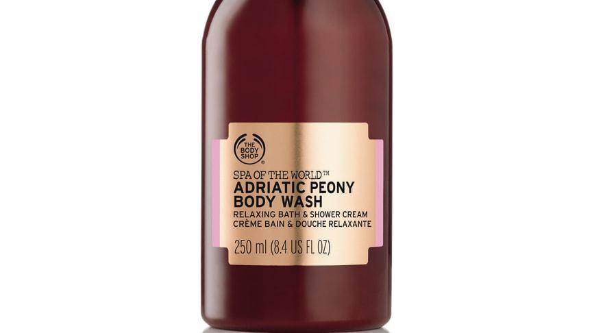 Adriatic Peony Body Wash
