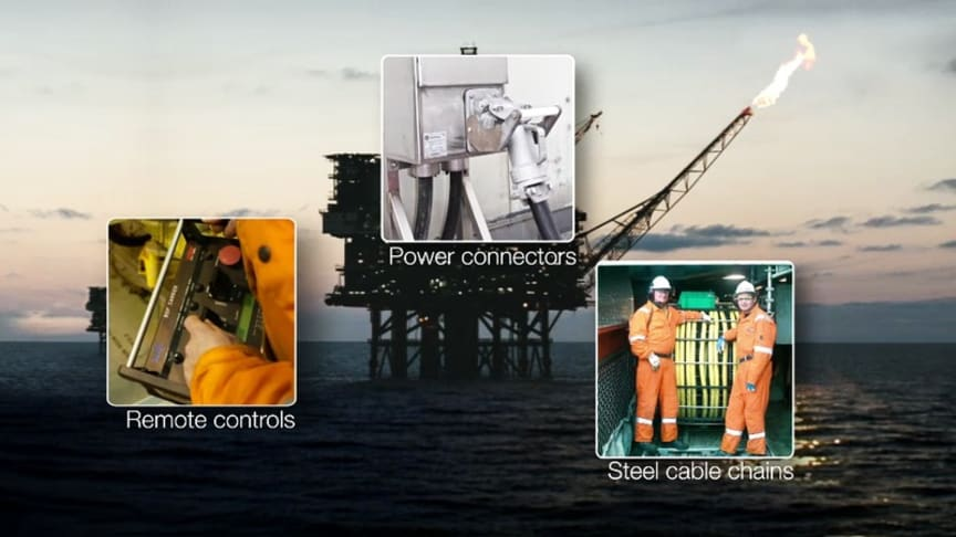 Discover how Cavotec's inspired engineering is revolutionising industry