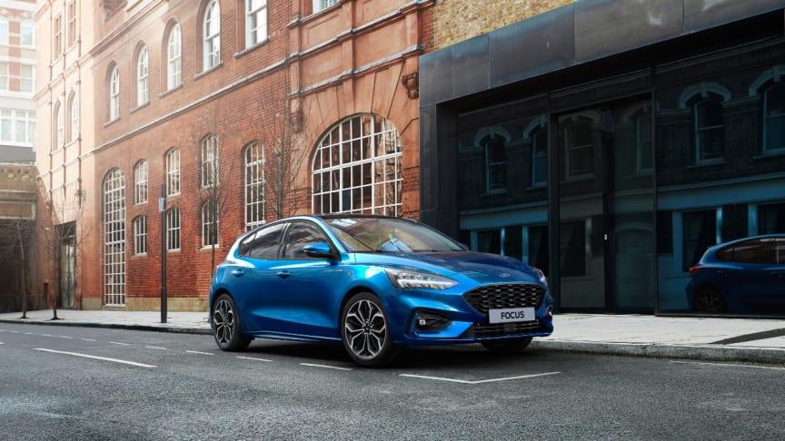 Modelele Fiesta și Focus- disponibile acum în România și în varianta Mild-Hybrid (mHEV)