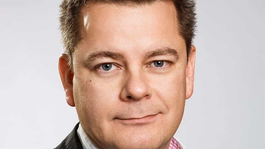 Tapio Koivisto blir ny försäljningschef för Geberit B2B.