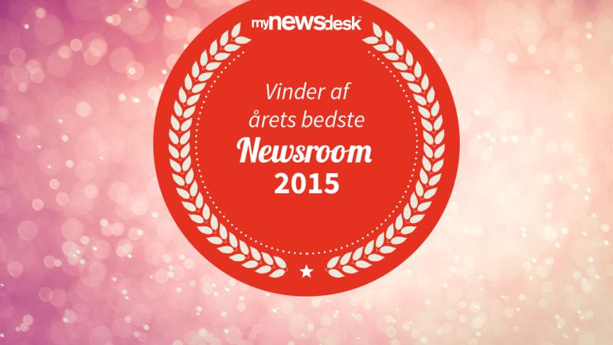 Her er vinderne af Årets Newsroom 2015!