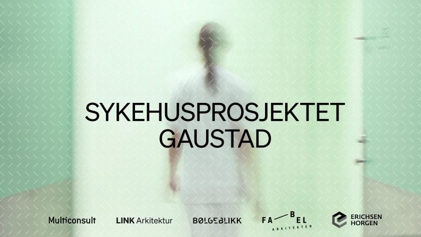 Multiconsult klar til å bidra i utviklingen av forprosjekt for nye Rikshospitalet på Gaustad