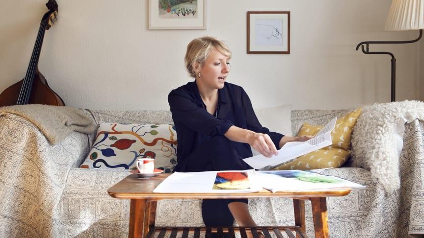 Andrea Tarrodi, kompositör från Sverige är en av de nominerad för Nordiska rådets musikpris 2020