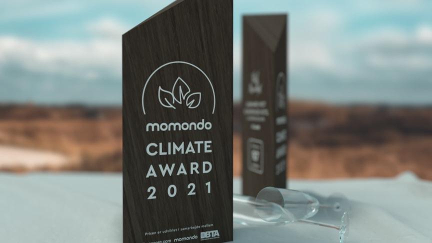 Scandic Aarhus City har vundet Momondo Climate Awards hovedpris, Danmarks mest klimavenlige hotel