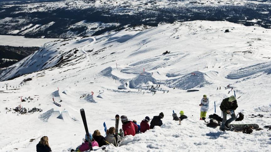 SkiStar Åre: Skidåkning och stora event i Åre till 1 maj
