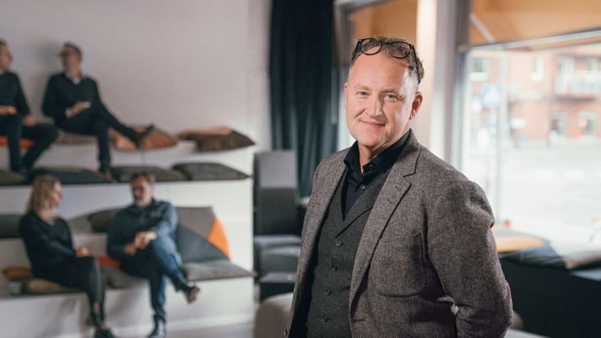 Niclas Sundgren tillträder som ny VD på Liljewall i januari 2020.