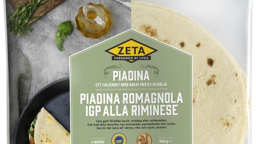 Produktbild Zeta Piadina Romagnola IGP alla Riminese