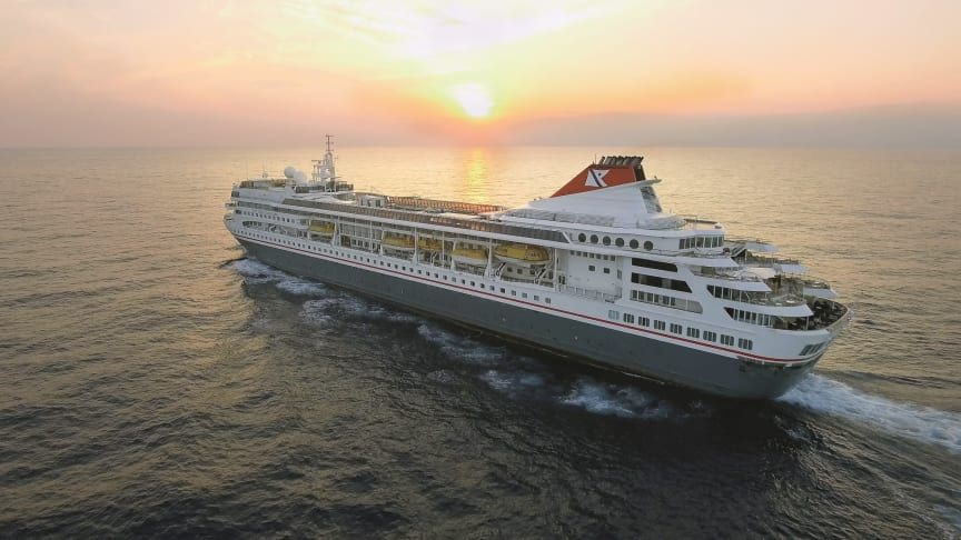 Only one week left to take advantage of fantastic savings on selected ocean and river cruises in Fred. Olsen Cruise Lines' Summer Sale