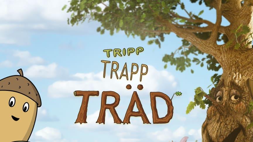 UR:s app Tripp Trapp Träd vann tredje plats i kategorin Interactivity Prize på den prestigefulla barn-tv-festivalen Prix Jeunesse International.