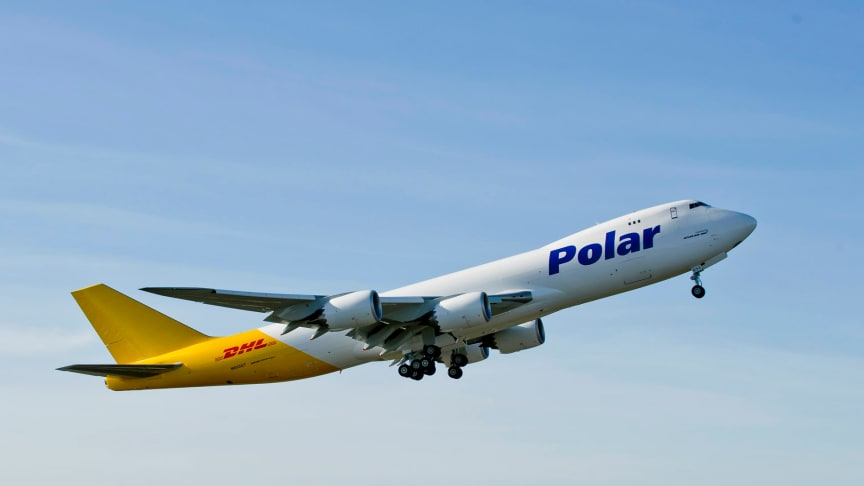Polar Air Cargo Worldwide launches new freighter service to Singapore