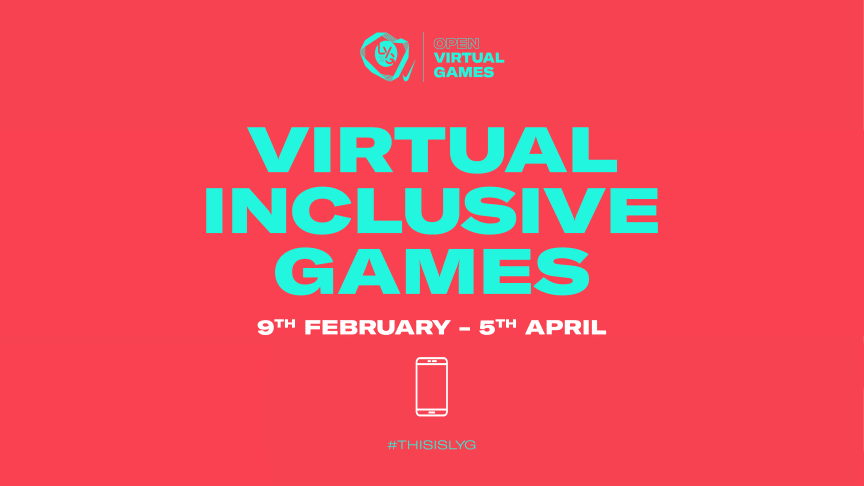 The virtual challenge series launched on Tuesday 9 February