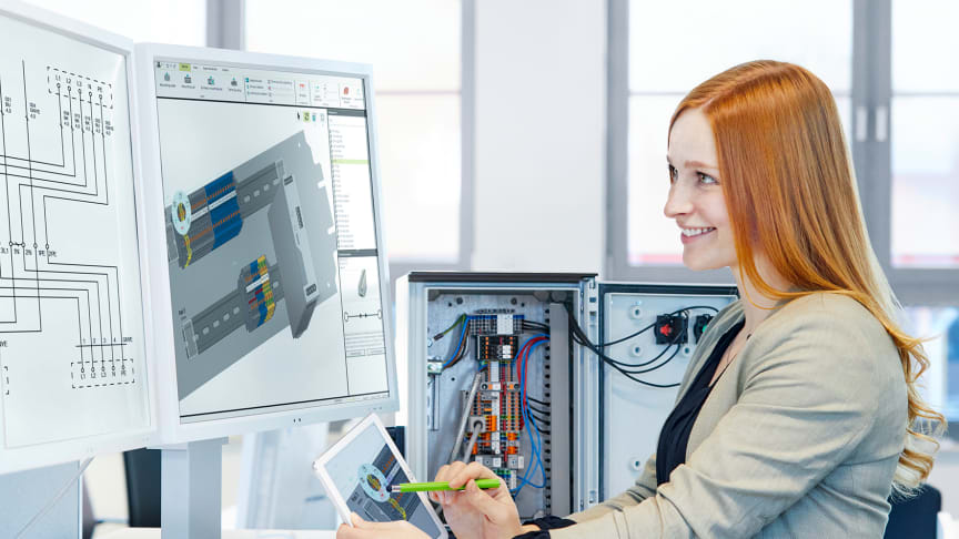 Planeringsmjukvaran clipx Engineer för användning online eller offline kan nås från vilken arbetsplats som helst.