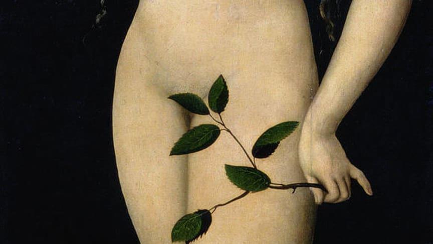 Lucas Cranach den äldre, Eva (detalj)