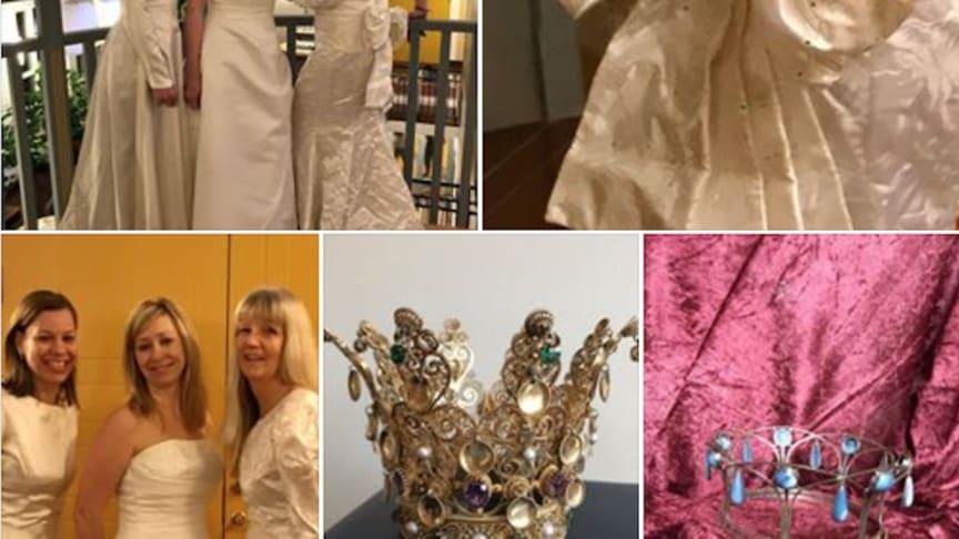 På tisdag blir det sopplunch med bröllopstema på Församlingshemmet - foto från församlingens Facebook-sida.