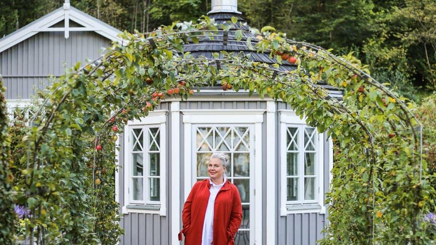 Hanna Wendelbo skapar gyllene blomsterlådor åt pollinatörer och blomsterälskare
