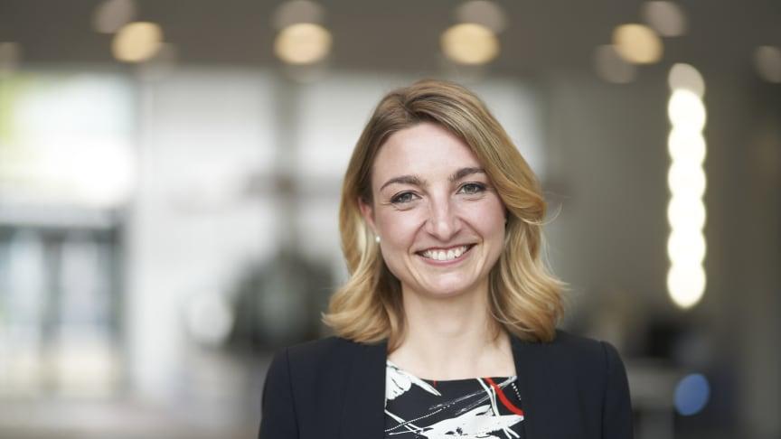 Anika Diller, Referentin für Kompositversicherungsthemen bei der Gothaer