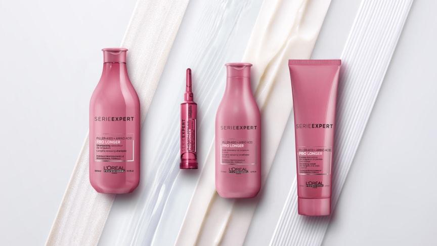 L'Oréal Professionnel SERIE EXPERT Pro Longer - uusi hiustenhoitosarja